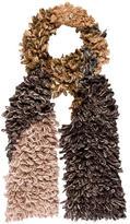 Missoni Fringe Knit Scarf w/ Tags