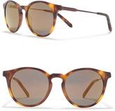 Dragon Optical Hype 51mm Round Sunglasses