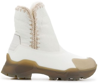 Mou Eskimo heeled ankle boots