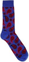 Happy Socks Paisley Cotton Blend Socks