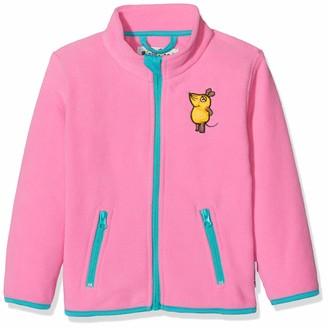 Playshoes DIE MAUS Girl's Fleece-Jacke DIE MAUS Jacket