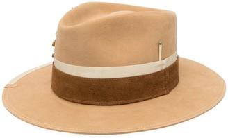 Nick Fouquet Rochas fedora hat
