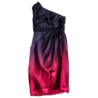 Paul & Joe Multicolour Silk Dress for Women