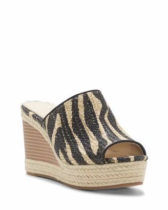 Jessica Simpson Women's Monrah Wedge Sandals 7.5 US medium