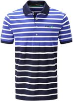 Rlx Ralph Lauren Performance Block Stripe Polo
