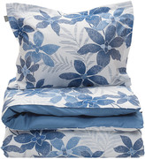 Gant Maui Flower Duvet Cover - Yale Blue - Double