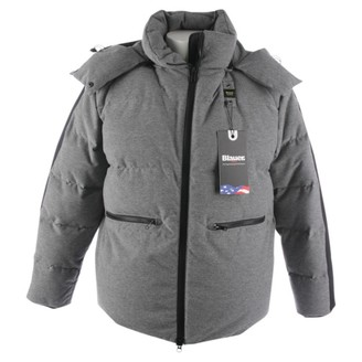Blauer Grey Jacket for Women