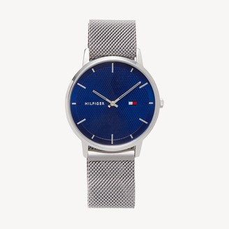 Tommy Hilfiger Mesh Watch with Magnetic Strap