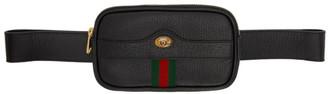 Gucci Black Ophidia Belt Bag