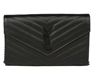 Saint Laurent Monogram Chain Strap Shoulder Bag