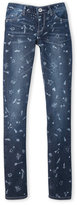 Levi's Girls 7-16) Printed Skinny Jeans