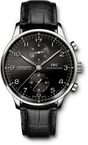 IWC Portuguese Chronograph Automatic Dial Men's Watch #IW371447