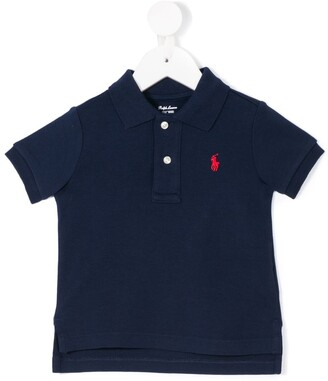 Ralph Lauren Kids Classic Logo Polo Top