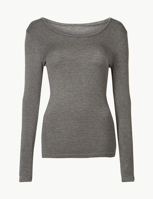 Marks and Spencer Heatgen Plus Thermal Long Sleeve Top