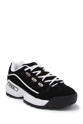 Fila Usa Hometown Leather Platform Sneaker
