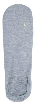 Falke Cool Kick No Show Trainer Socks - Mens - Grey