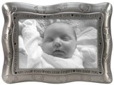 "Ten Little Fingers, Ten Little Toes Frame, Pewter, 4""x6"""