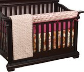 Cotton Tale Designs Front Crib Rail Cover Up Crib Bedding Set, Sundance by