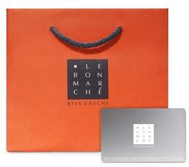 Le Bon Marche Gift card 200