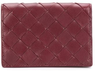 Bottega Veneta small Intrecciato wallet