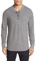 Grayers Men's 'Byron' Double Knit Henley
