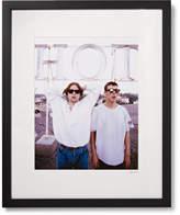Sonic Editions Framed Happy Mondays Hot Print, 17 X 21 - Black