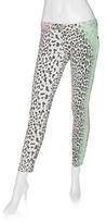 Current/elliott Multi Color Leopard Print Stiletto Skinny