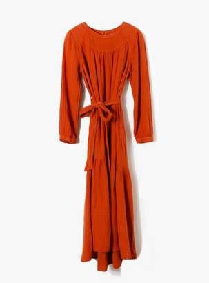 XiRENA The Eliot Dress In Dark Amber - XS