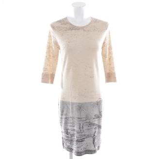 Iris von Arnim Beige Cashmere Dresses