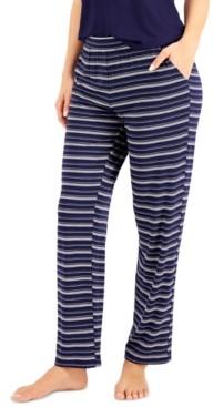 Alfani Essential Pajama Pants, Created for Macy's