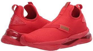 Puma Lqdcell Shatter Mid (High Risk Red Team Gold) Women's Shoes