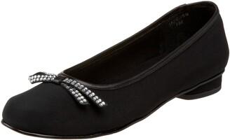 Ros Hommerson Women's Million Flat Evening Shoe