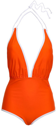 Perfect Moment Open-back Swimsuit