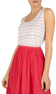 Gerard Darel Jaynne Striped Tank Top