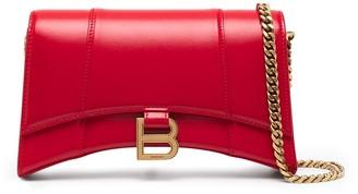Balenciaga Hourglass crossbody bag