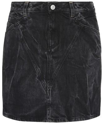 Givenchy Denim miniskirt