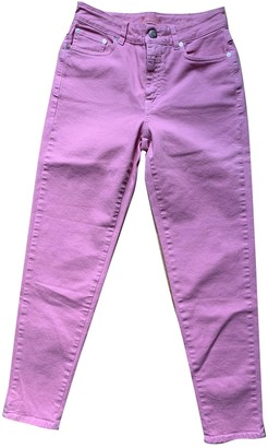 Closed Pink Cotton - elasthane Jeans for Women