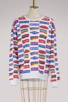 Notify Jeans Cotton logo sweatshirt