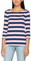 Crew Clothing Women's Ultimate Breton T-Shirt,10