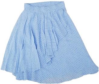 Ganni Spring Summer 2020 Blue Skirt for Women