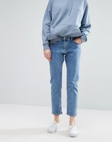 Monki Relaxed Straight Jeans