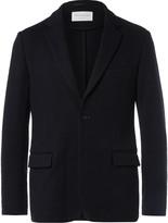 TOMORROWLAND Unstructured Wool-Blend Blazer