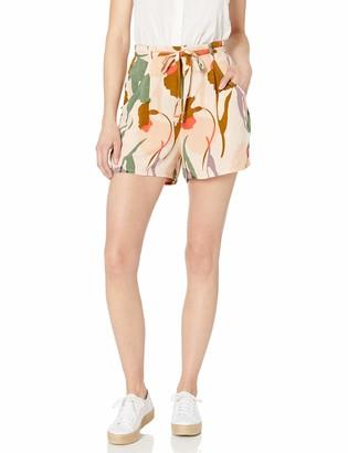 Obey Womens Marigold Short Shorts