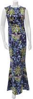 Mary Katrantzou Printed Evening Dress