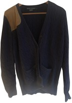 Ralph Lauren Navy Cotton Knitwear