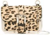 RED Valentino animal print crossbody bag