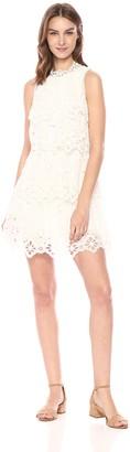 Rebecca Taylor Women's Sleeveless Pinwheel Dress