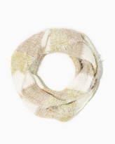 Charming charlie Super Soft Striped Infinity Scarf