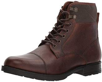 Andrew Marc Men's Merrick Combat Boot