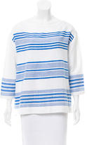 Lemlem Striped Long Sleeve Top